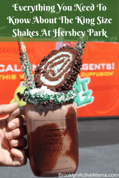 Check out these these amazing new specialty shakes that I tried in Hershey Park that not only taste amazing, but are completely instagram worthy. The King Shakes At Hershey Park are everything your sweet tooth dreams are made of. #hersheypark #familytravel