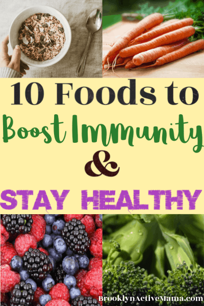 The immune system is the key to keeping the body protected from multiple diseases, and infections. Here are 10 foods to boost immunity and stay healthy.