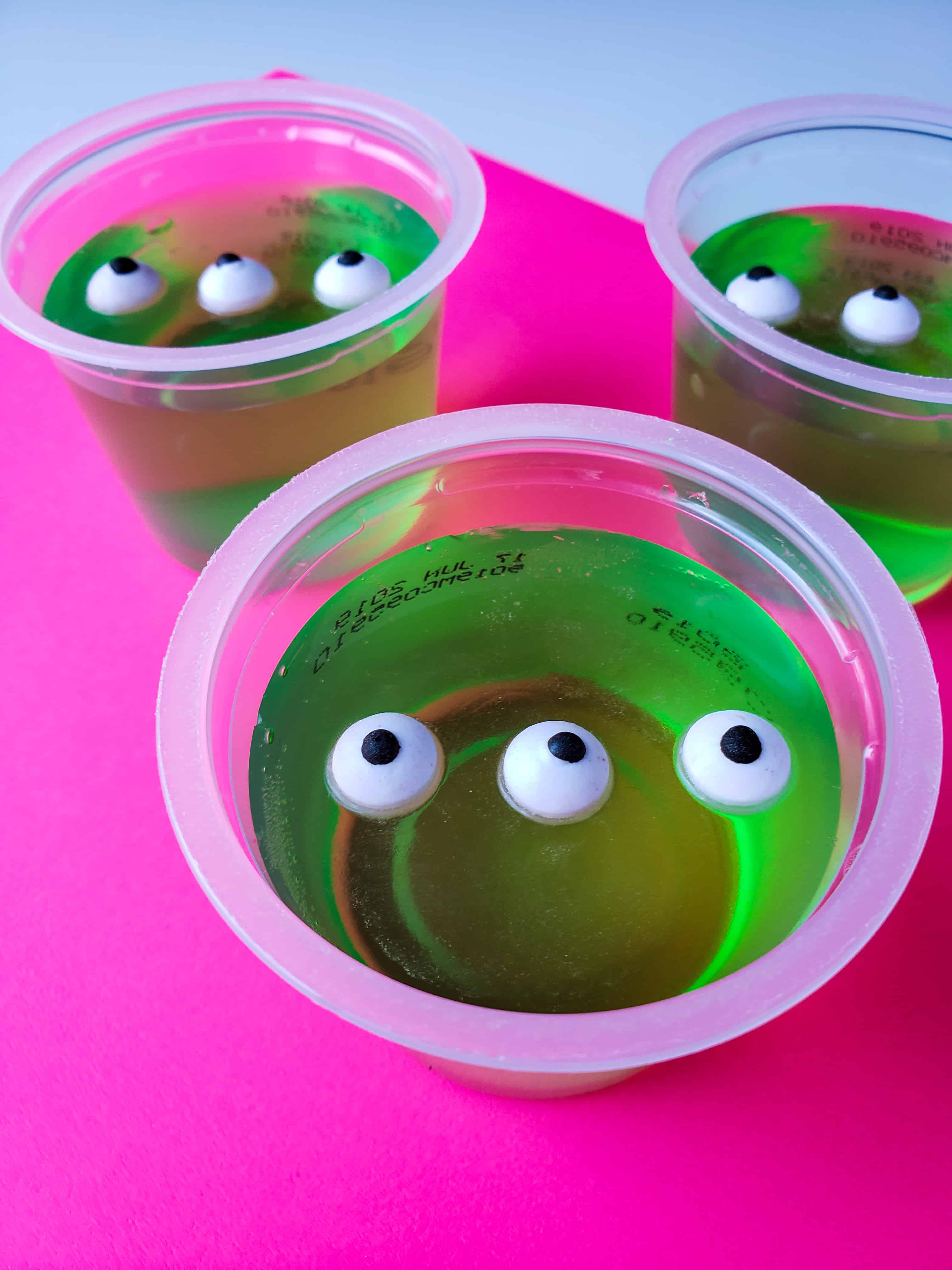 Toy Story 4 Printable Activity Pack An Alien Jello Cups