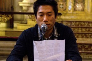 Tao Lin reading a selection of his prose.