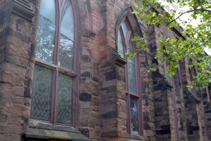 Christ Church Cobble Hill at 180 Kane Street - Brooklyn Archive