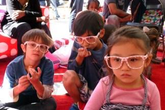 Kids at the 2012 Brooklyn Book Festival. - Brooklyn Archive