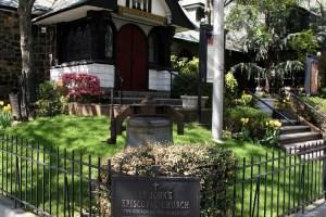 Saint John's Episcopal Church at 9818 Fort Hamilton Parkway - Brooklyn Archive