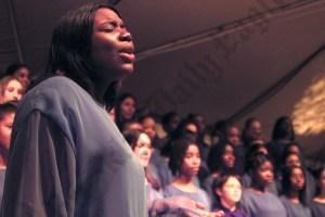 Voice of Harmony Brooklyn Youth Chorus Gala Benefit 04/23/2002