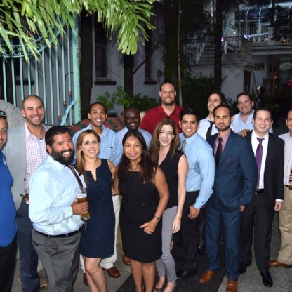 Brooklyn Bar Association Young Lawyers Event 08/24/2016 - Brooklyn Archive