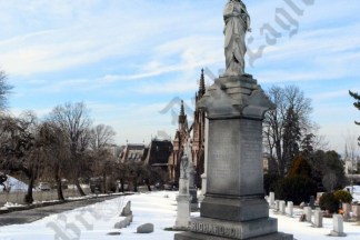 Green-Wood Cemetery 02/05/2016 - Brooklyn Archive