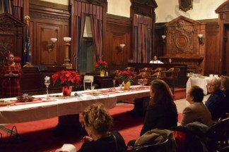 National Association of Women Judges Holiday Party 2016 - Brooklyn Archive