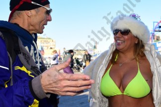 New Year's Day Coney Island Polar Bear Swim 2017 - Brooklyn Archive