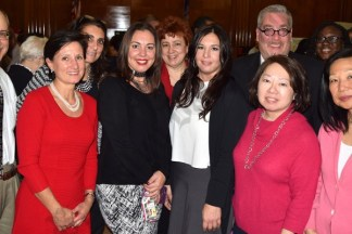 Supreme Court Holiday Party 2016