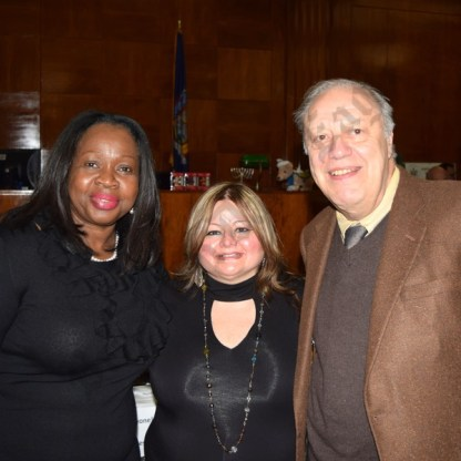 Supreme Court Holiday Party 2016 - Brooklyn Archive