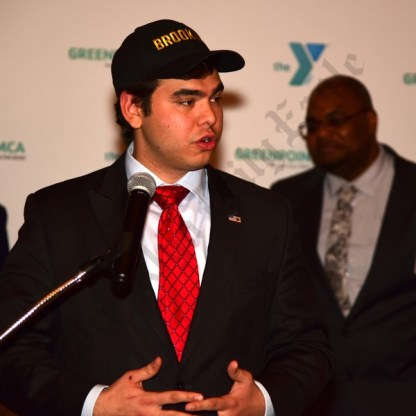 YMCA Anniversary Awards 12/07/2016 - Brooklyn Archive
