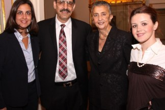 Arab American Association 10th Anniversary Benefit Gala 11/18/2011 - Brooklyn Archive