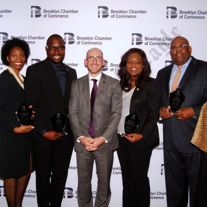 Brooklyn Chamber of Commerce Black History Month Celebration 2017 - Brooklyn Archive