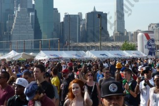 Brooklyn Hip Hop Festival 07/14/2012