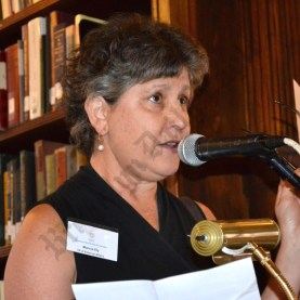 Brooklyn Historical Society vice president Marcia Ely. - Brooklyn Archive