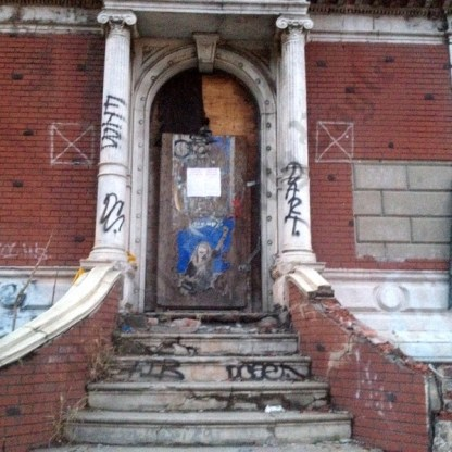 Coignet Building, January 2014 - Brooklyn Archive