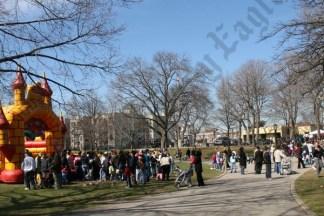 Easter Egg Hunt at Bensonhurst Park 2007 - Brooklyn Archive