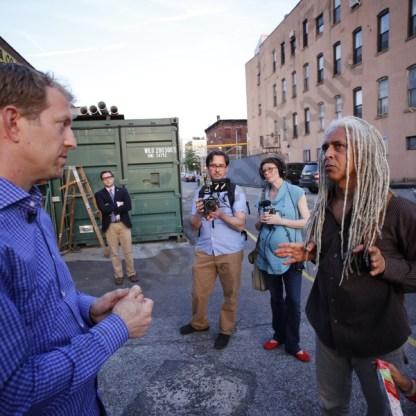 Gowanus Soundstage Battles Bureaucracy 05/27/2016 - Brooklyn Archive