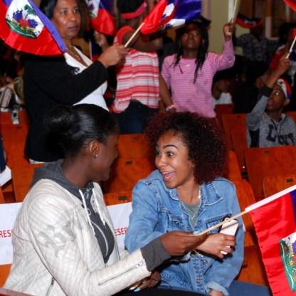 Haitian Flag Day at Erasmus High School 05/21/2016 - Brooklyn Archive