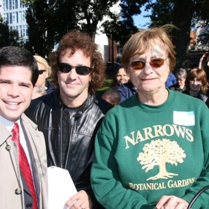 Narrows Botanical Gardens Harvest Festival 10/28/2007 - Brooklyn Archive