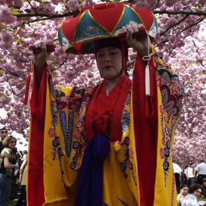 Sakura Matsuri at the Brooklyn Botanic Garden 2004 - Brooklyn Archive