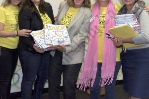 Project Sunshine Reading at The Brooklyn Hospital Center 10/19/2016