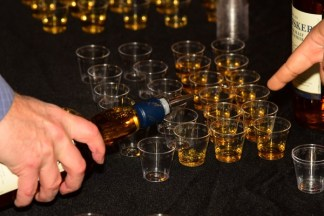 Whiskey Tasting at the Old Stone House 12/02/2016 - Brooklyn Archive