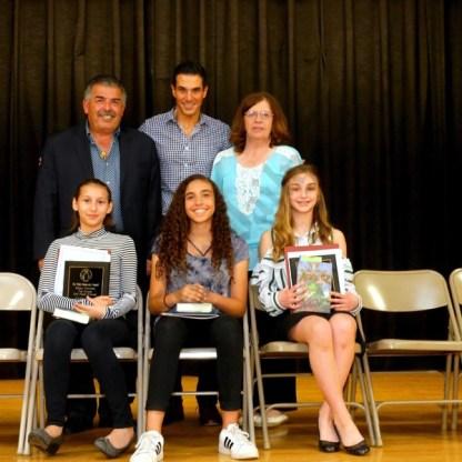 Bay Ridge Community Council Essay Contest Ceremony 05/23/2017 - Brooklyn Archive