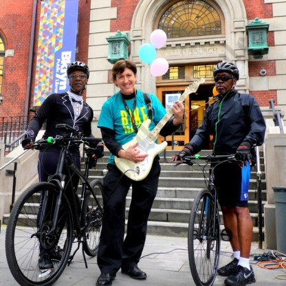 Bike the Branches 05/20/2017 - Brooklyn Archive