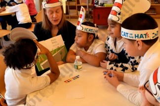 Brooklyn Women's Bar Association Read Across America at P.S. 274 03/02/2015 - Brooklyn Archive