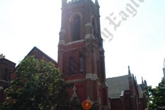 Brown Memorial Baptist Church at 484 Washington Avenue - Brooklyn Archive