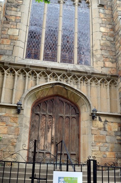Cadman Memorial Church at 350 Clinton Avenue - Brooklyn Archive