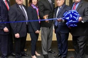 Dime Bank Pierrepont Plaza Ribbon Cutting 04/27/2017