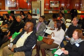 Flatbush Avenue BID Meeting at Carver Bank 12/13/2016