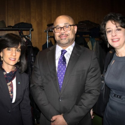 Kings County Criminal Bar Association Installation 01/19/2017 - Brooklyn Archive