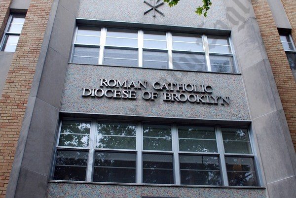Roman Catholic Diocese of Brooklyn at 310 Prospect Park West - Brooklyn Archive