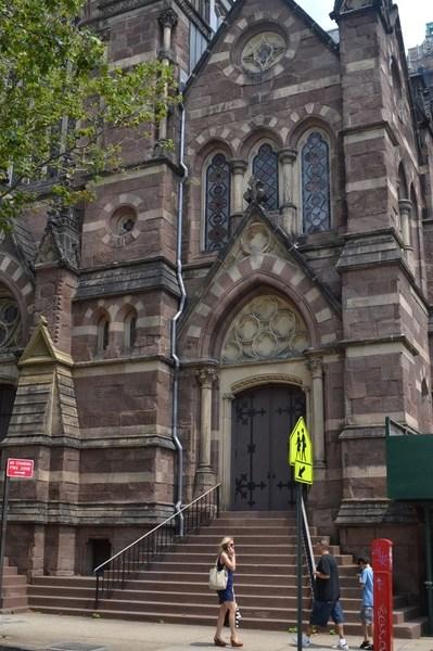 Saint Ann's Episcopal Church at 123 Clinton Street - Brooklyn Archive