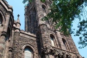 Saint Augustine's Saint Monica Hall at 47 Sterling Place - Brooklyn Archive