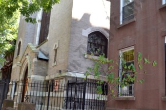 South Brooklyn Seventh-Day Adventist Church at 42 Prospect Place - Brooklyn Archive