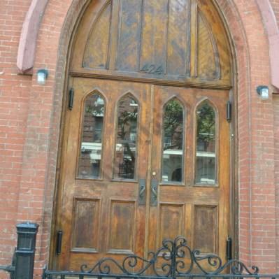 United Methodist Church at 424 Dean Street - Brooklyn Archive