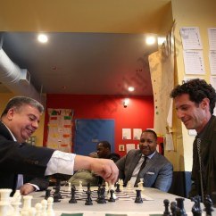Bedford-Stuyvesant Police Athletic League Chess Tournament 05/26/2017 - Brooklyn Archive