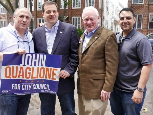John Quaglione at Lioni's 06/03/2017 - Brooklyn Archive