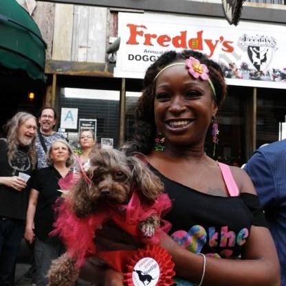 Freddy's Doggy Fashion Show 07/15/2017 - Brooklyn Archive