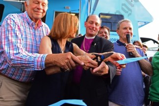 North Brooklyn Angels Mobile Soup Kitchen Dedication 06/28/2017
