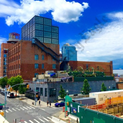 Williamsburg Construction Update, June 2017 - Brooklyn Archive