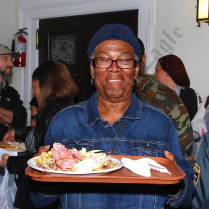 Flatbush Reformed Church Thanksgiving Luncheon 11/19/2016 - Brooklyn Archive