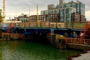 Gowanus Canal, August 2017