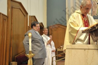 Mass of Thanksgiving for Father Gerald Emem Umoren 08/23/2016 - Brooklyn Archive