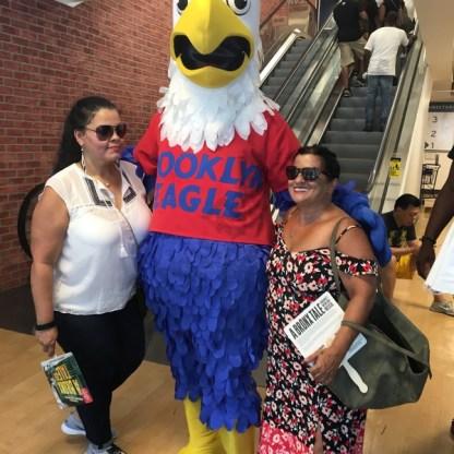 Eddie the Eagle at Atlantic Antic 2017 - Brooklyn Archive