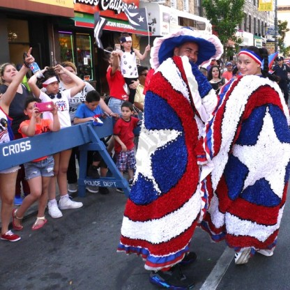Sunset Park Puerto Rican Day Parade 2017 - Brooklyn Archive